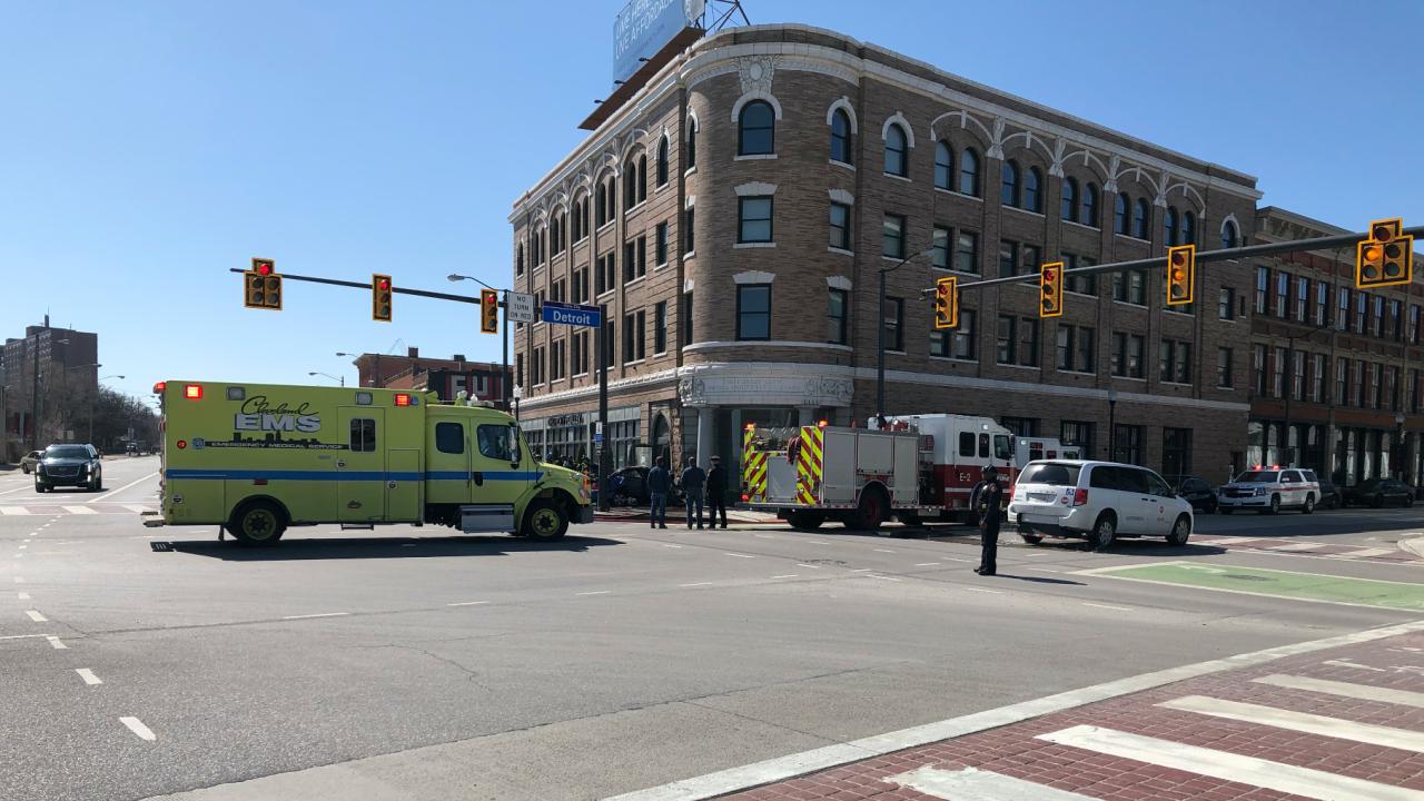 Fatal Crash Ohio City Galley