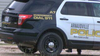 Arnaudville police investigating shots fired