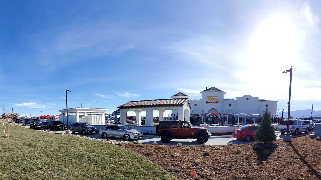 Colorado Springs In-N-Out