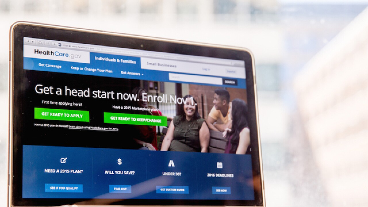 Feds sue to halt health insurer combos, see threat to consumer