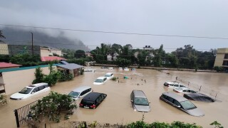 Southern India Floods