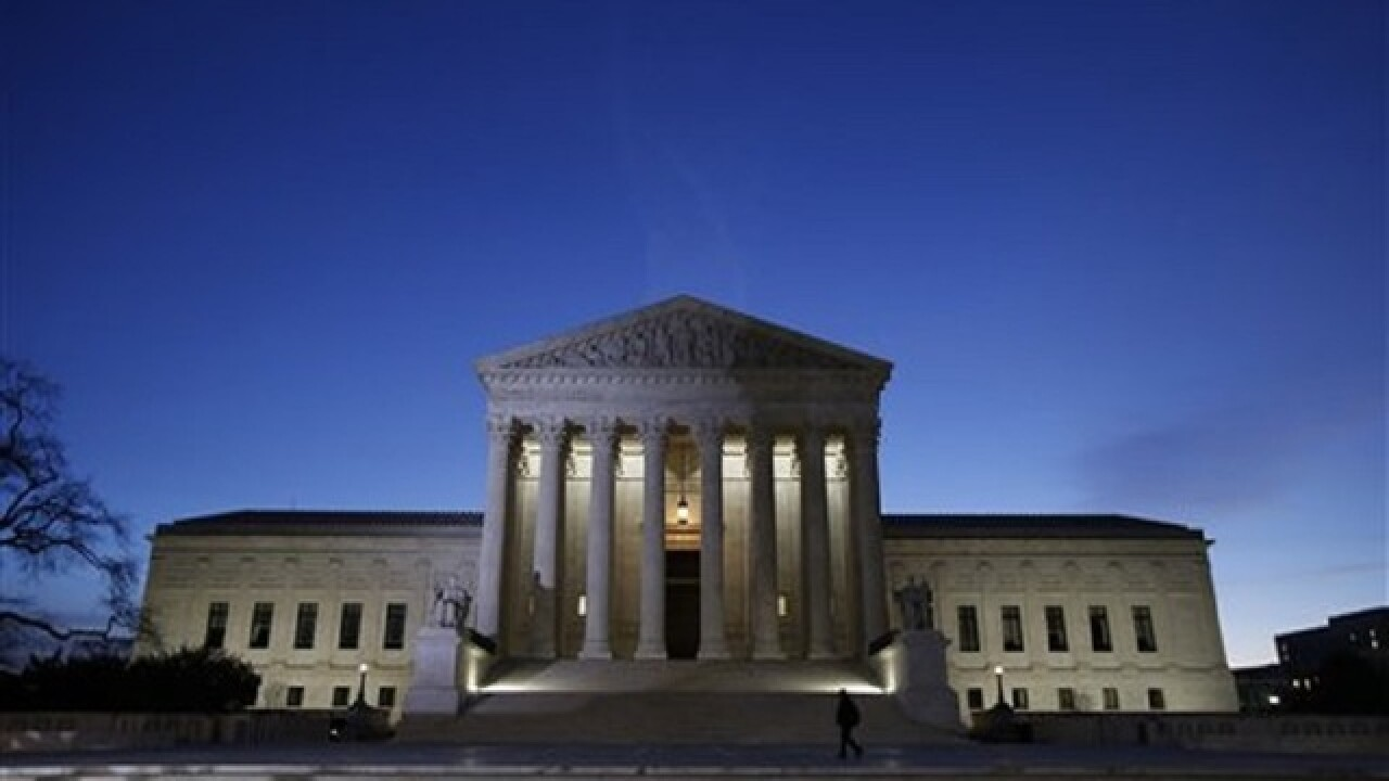 Supreme Court meets for first time since Scalia's death