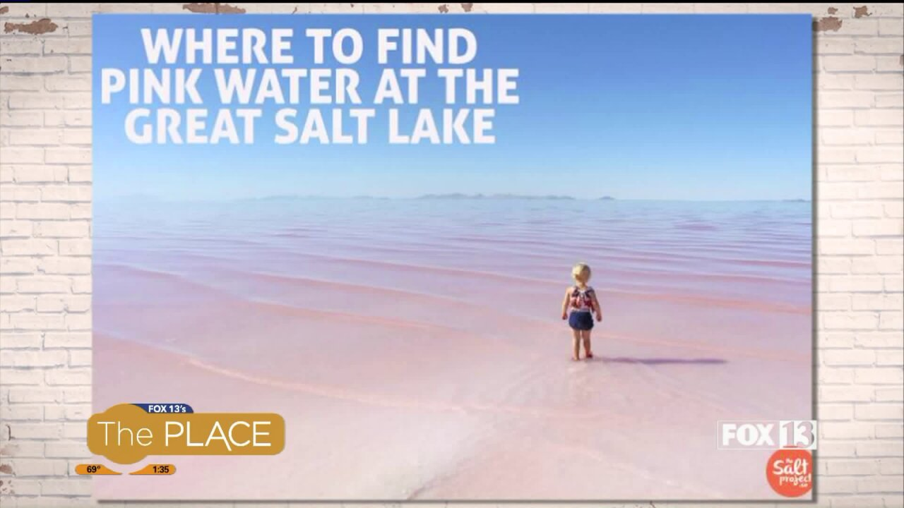 2 bucket list Utah sights are near the Great SaltLake