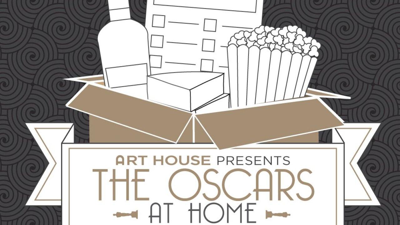 Art House Cinema - At Home Oscar Party Kit