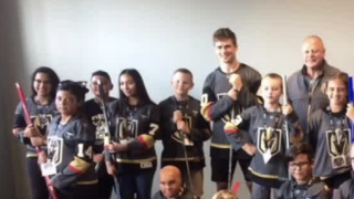 University Medical Center pediatric patients get to be Knights for a day