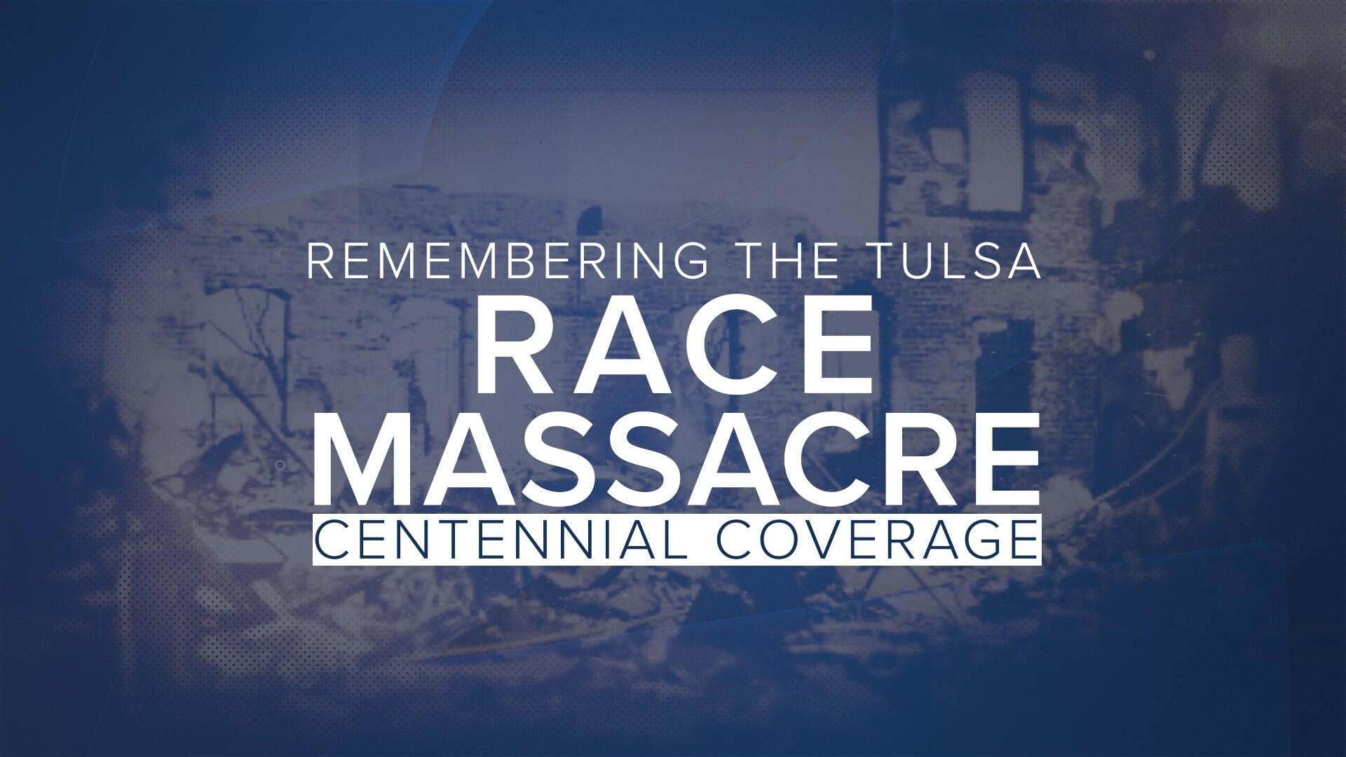BANNER: Tulsa Race Massacre Centennial