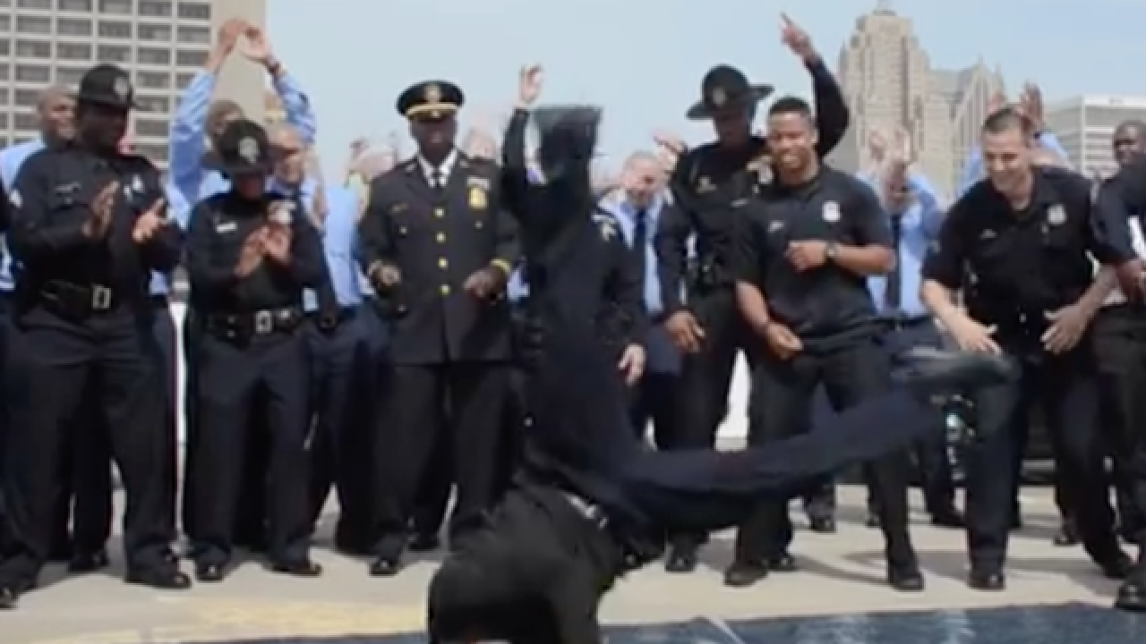 Former CPD chief calls for running man dance off