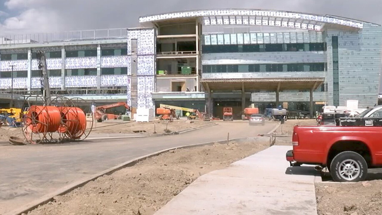 CO Hospitals, clinics expanding due to growth