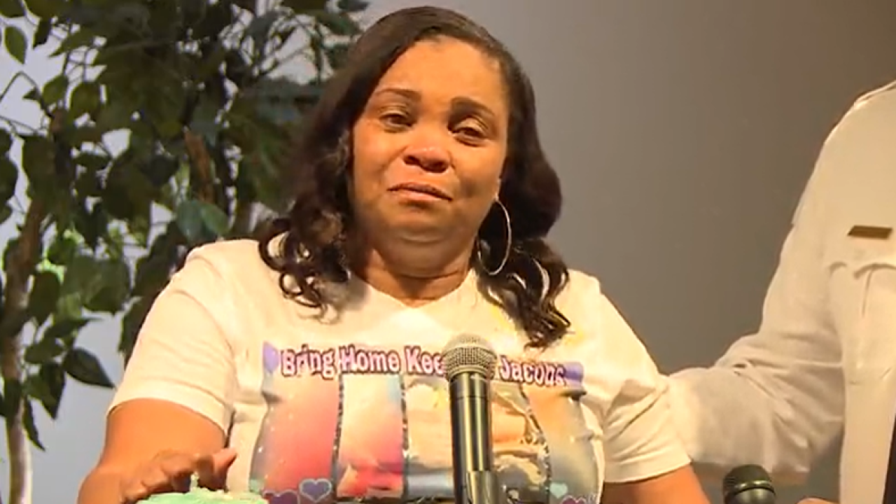 Mother of missing Richmond woman begs community to share her story