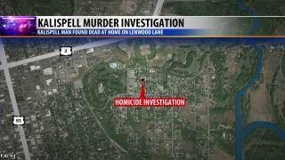 Murder investigation underway in Kalispell after man is found dead