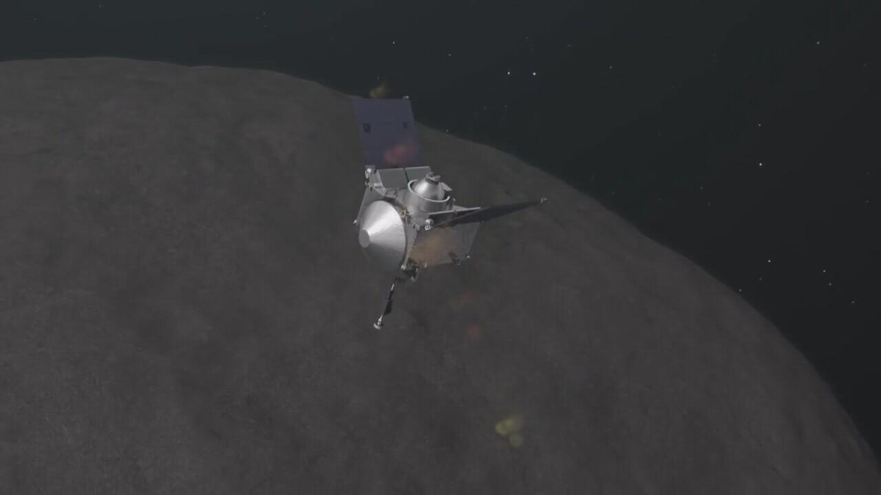 2019-05-24 Osiris Rex Rocks-probe and Bennu.jpg