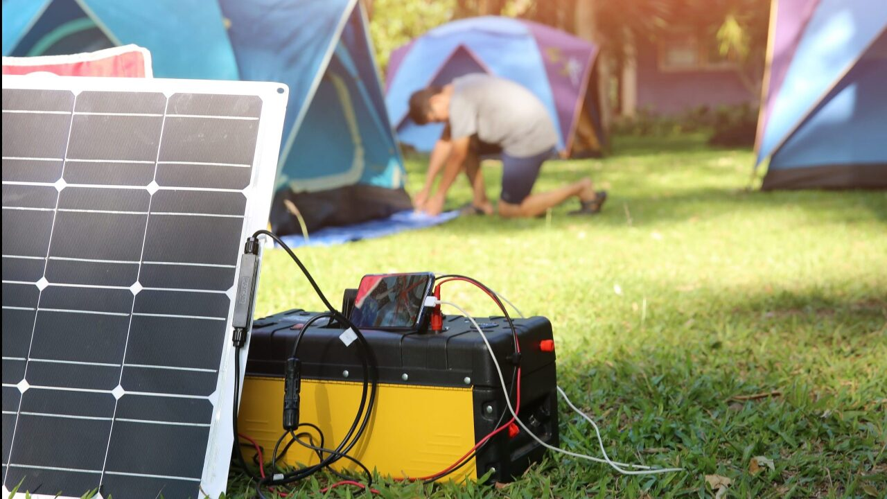 Best portable battery generators
