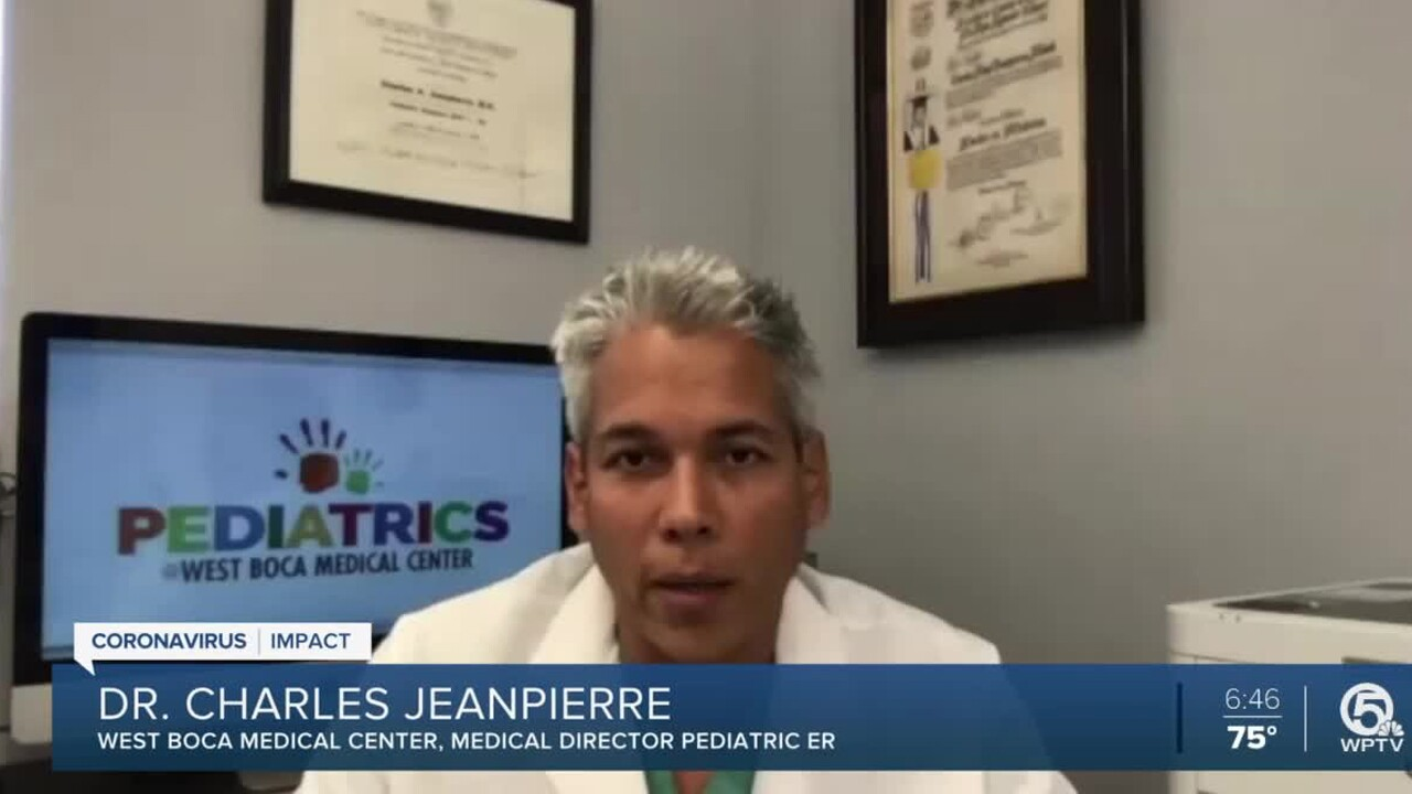Dr. Charles Jeanpierre