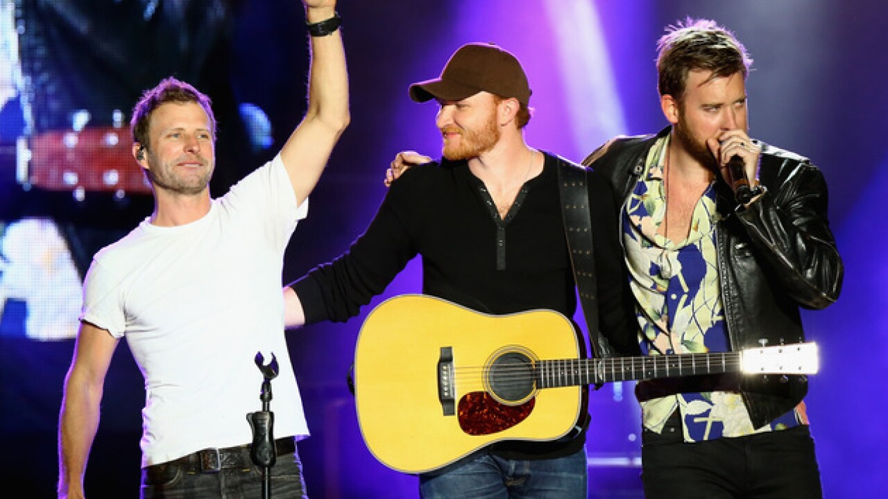 LIVE UPDATES: Academy of Country Music Awards