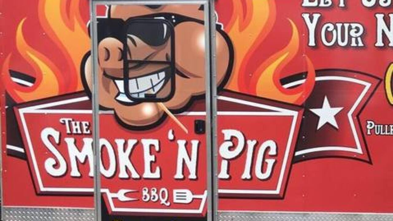 Smoke 'N Pig BBQ: What makes this truck unqiue?