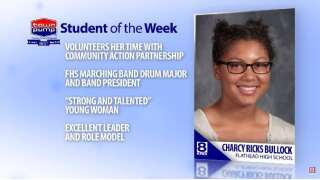 Student of the Week: Charcy Ricks Bullock