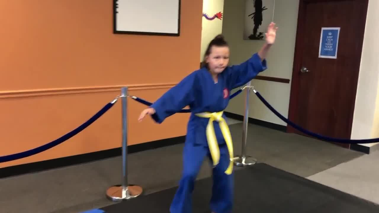 Local dojo seeing business spurt after popular streaming series