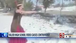 Valier rocked by controversial video shown at school