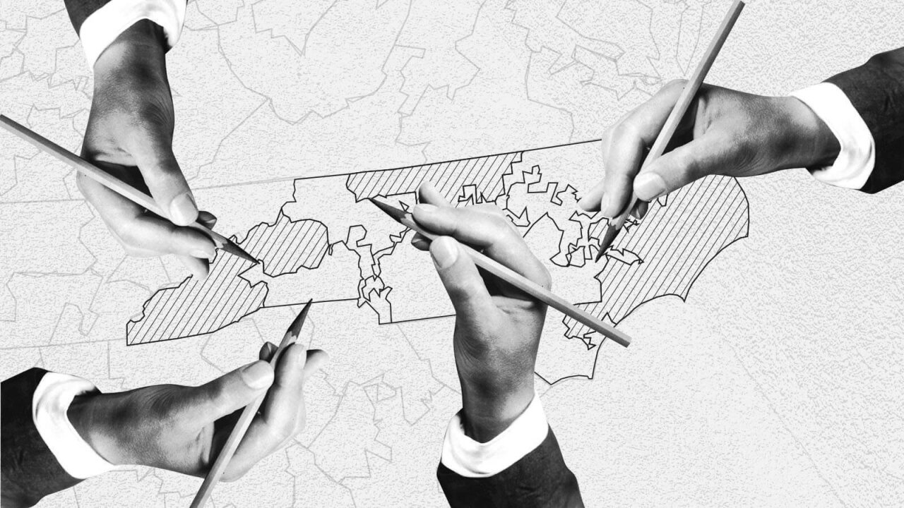 North Carolina's unconstitutional gerrymandered map will be used in midterms