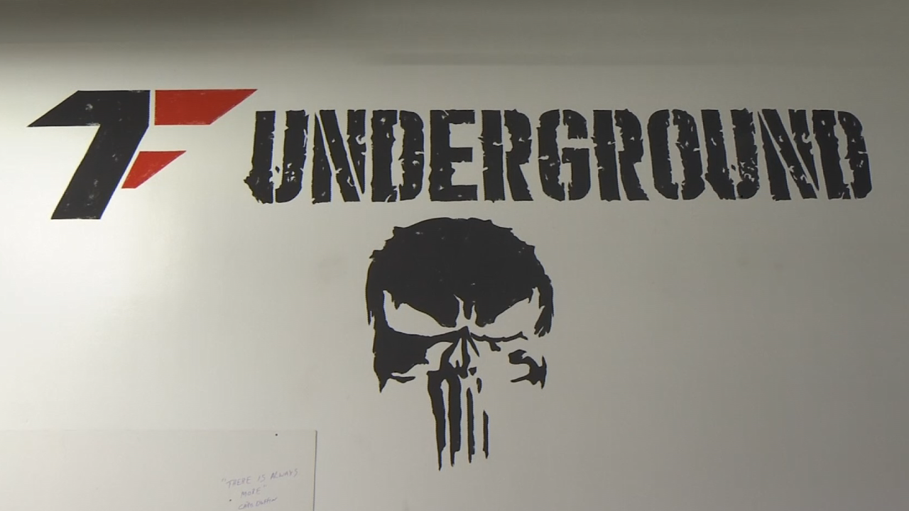 F Underground holds a fundraiser for Veterans