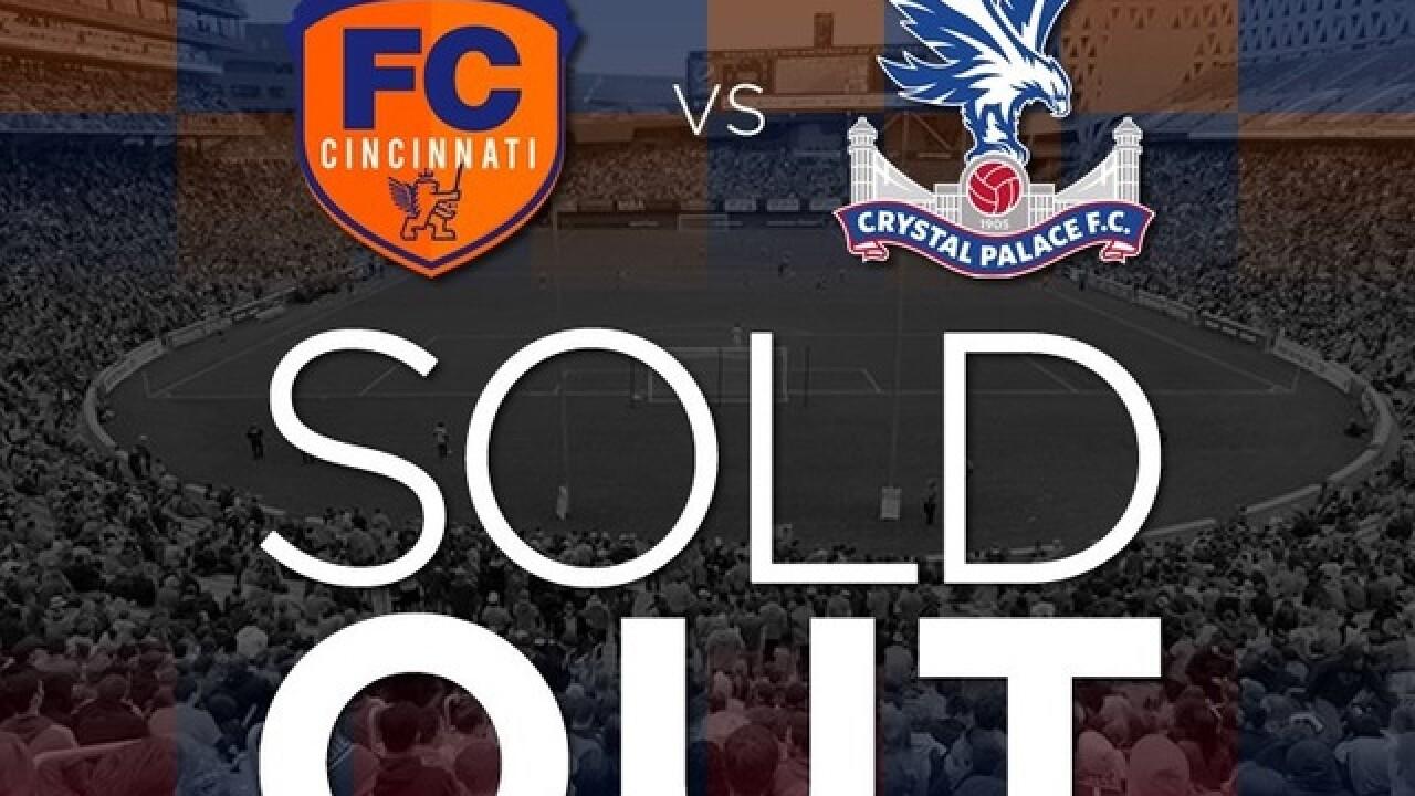 How Cincinnati became Soccer City USA