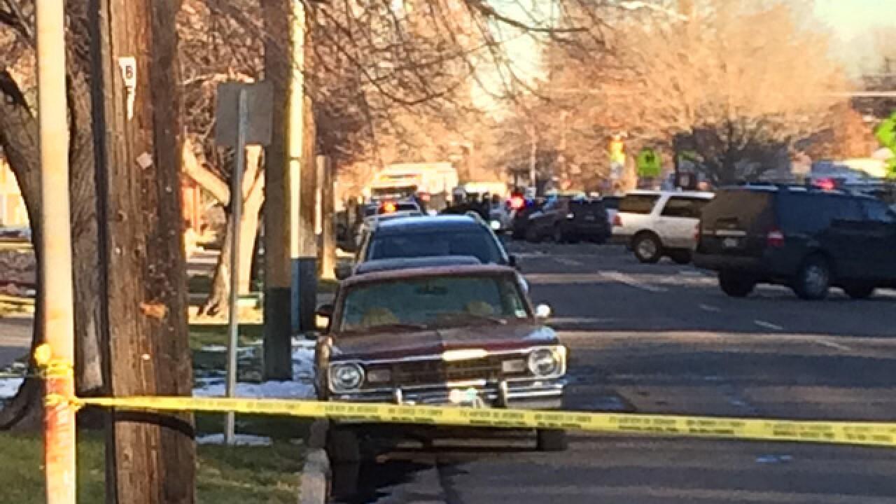 Denver SWAT officer shot, suspect killed