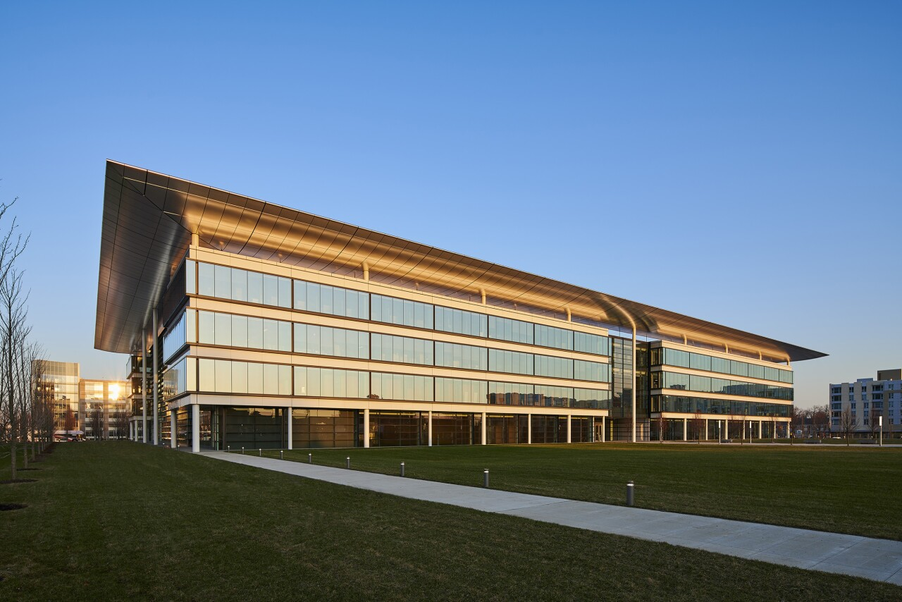 The Cleveland Clinic Health Education Campus.