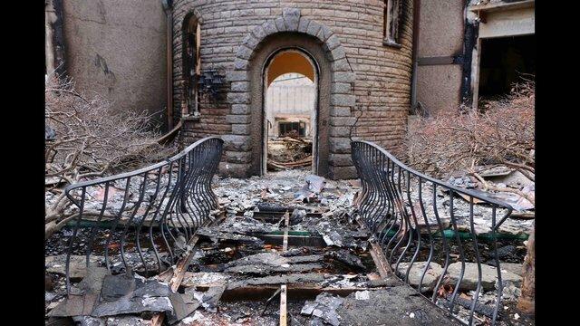 Photos: Gatlinburg after the wildfire
