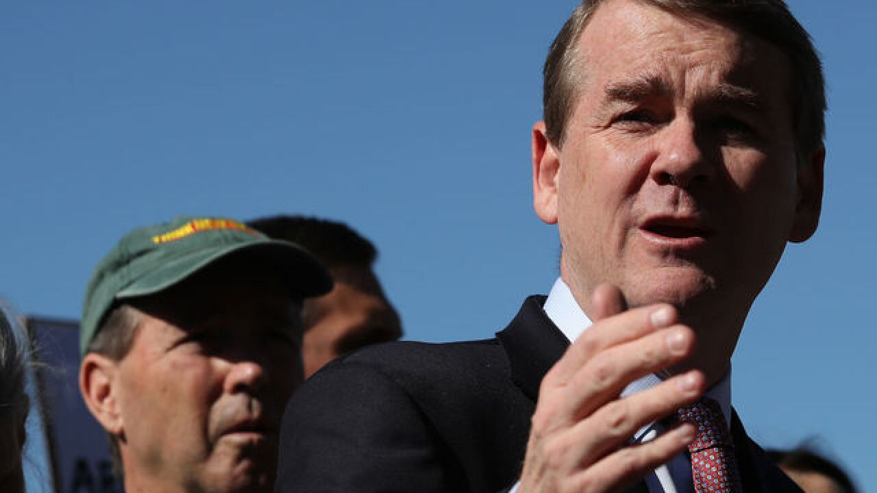 2020 Democratic contenders already eyeing top staff in Iowa, including Sen. Michael Bennet