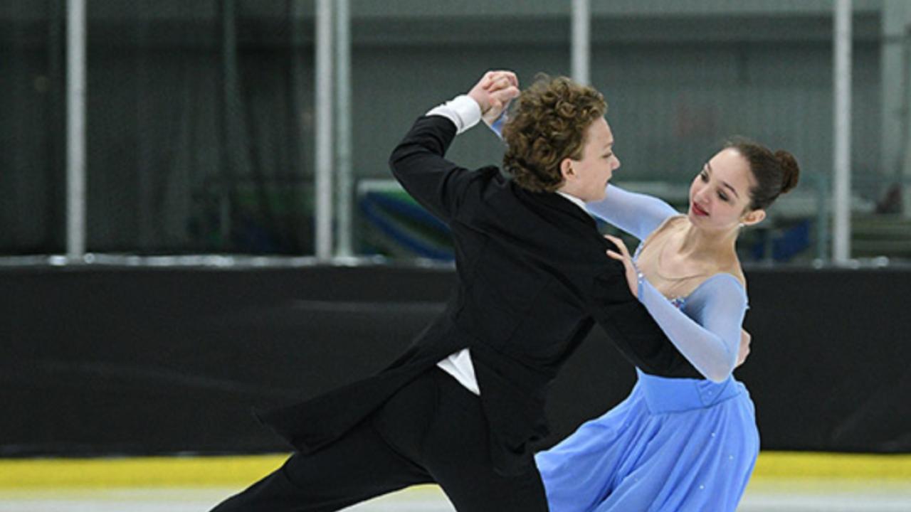Giulia Paolino figure skating