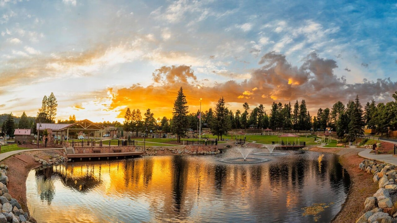 Joe Randall Memorial Park Woodland Park