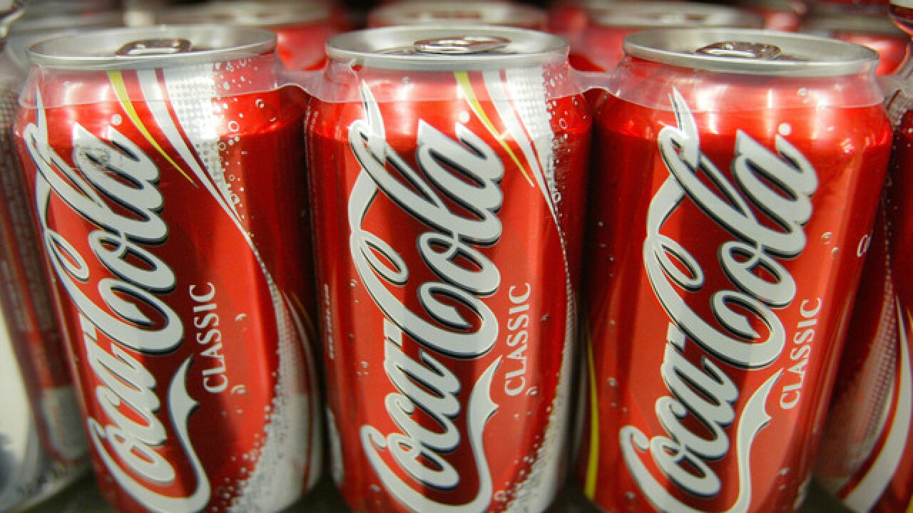 Coke is getting into the restaurant business