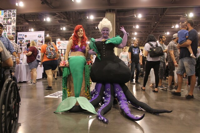 Some of the best cosplay at Phoenix Comic Fest 2018