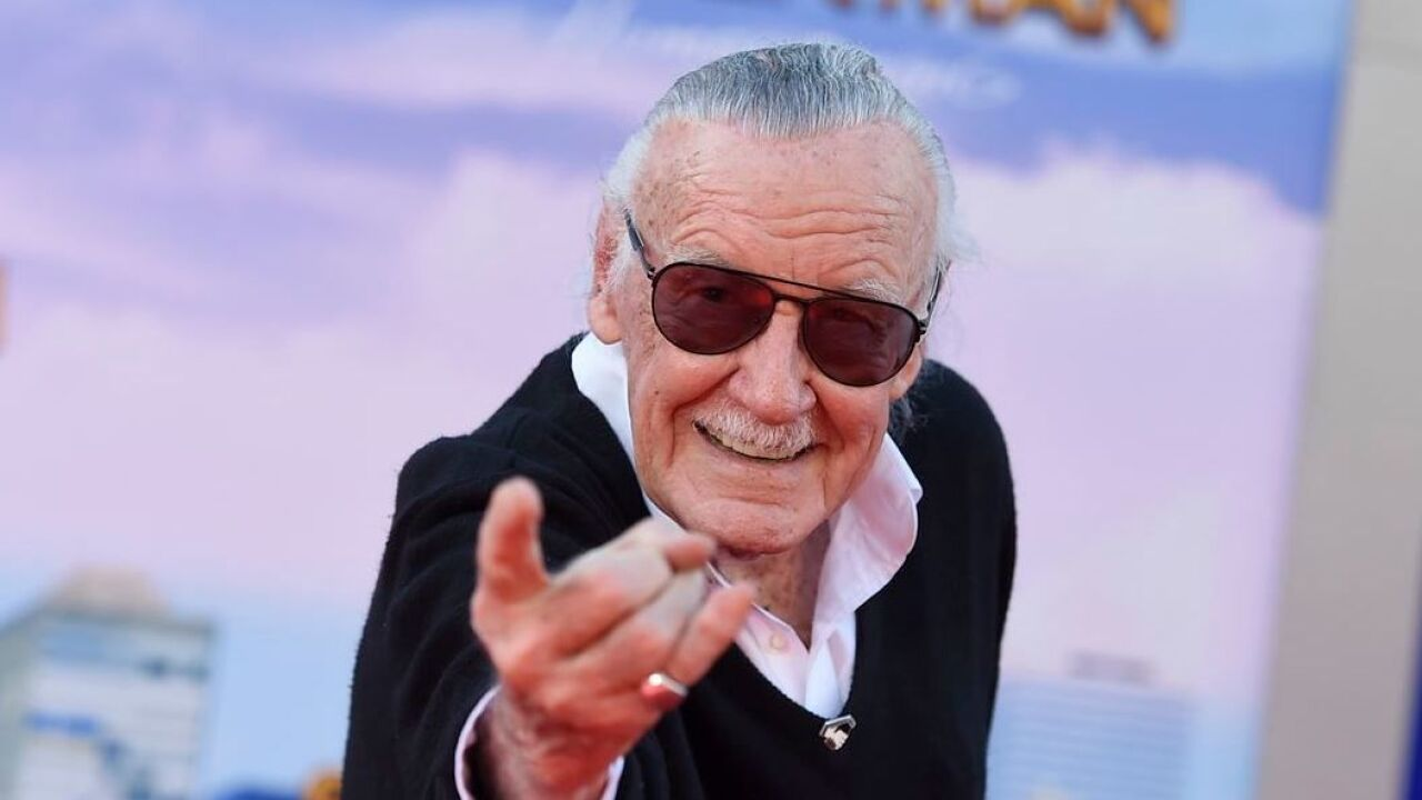 Reports: Stan Lee, superhero creator, comic book icon, dead