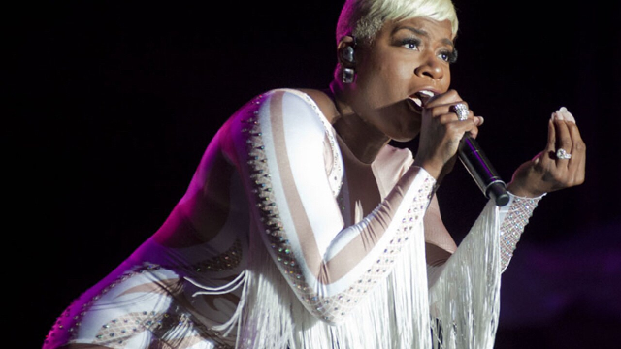 Fantasia cancels Cincinnati Music Festival performance due to illness