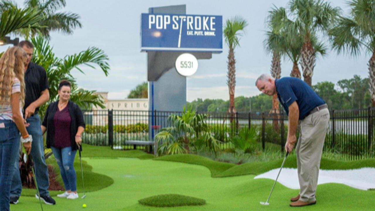 PopStroke in Delray Beach artist rendering - 3