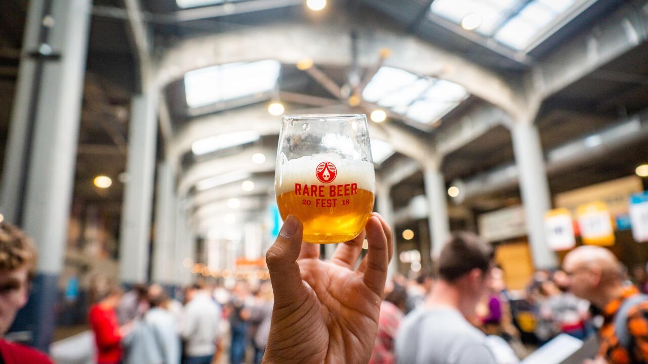 Rhinegeist Rare Beer Fest 2019