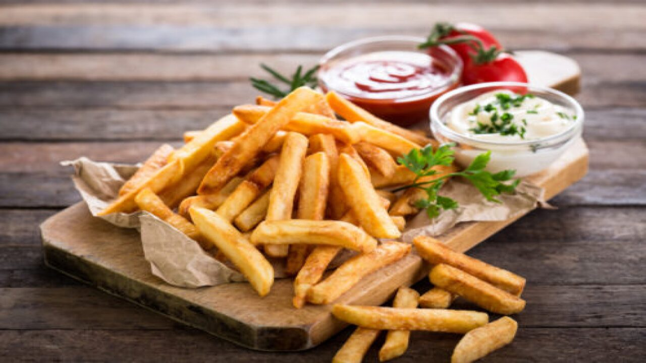 Belgians Are Being Asked To Eat More Fries During The Coronavirus Pandemic