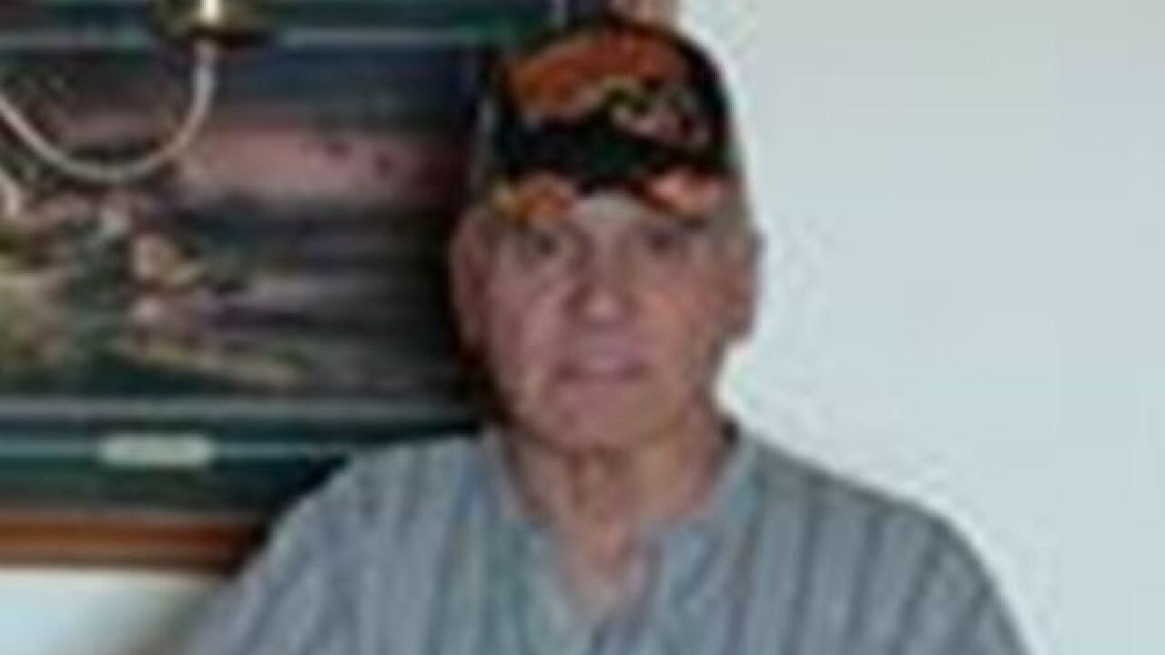 Update: Joseph Swinford found safe, Silver alert canceled