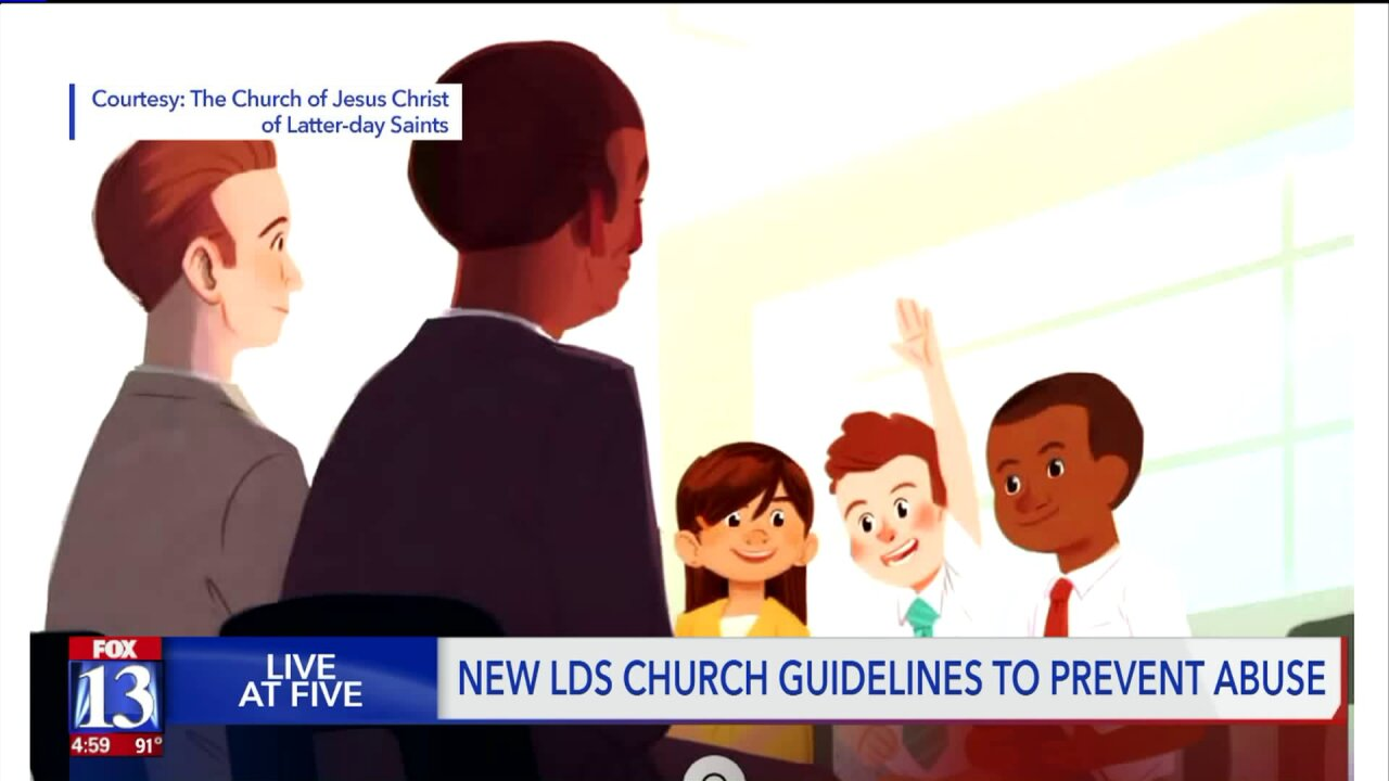 Latter-day Saint church launches abuse prevention training for all leaders who interact withyouth