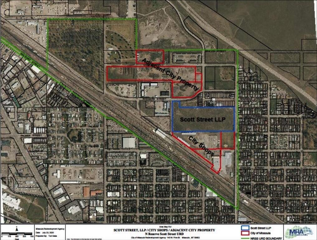 Scott Street area set to be developed