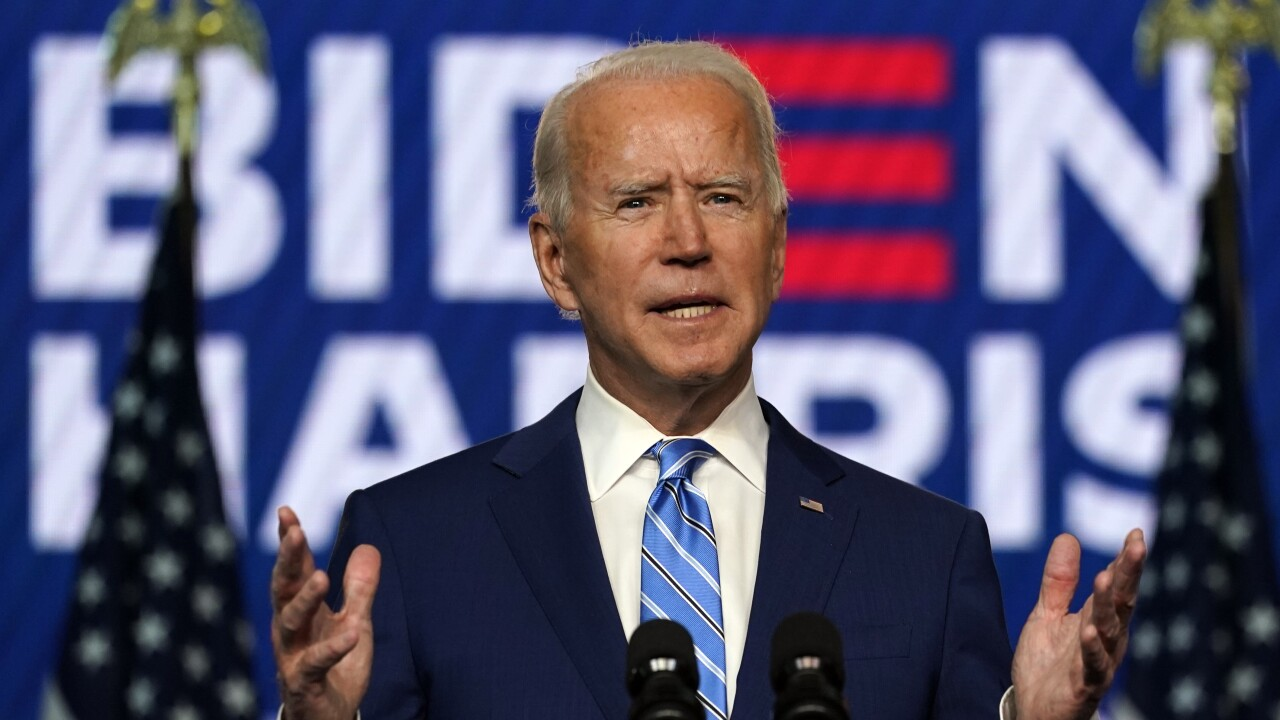 EXPLAINER: Why AP called Pennsylvania for Biden