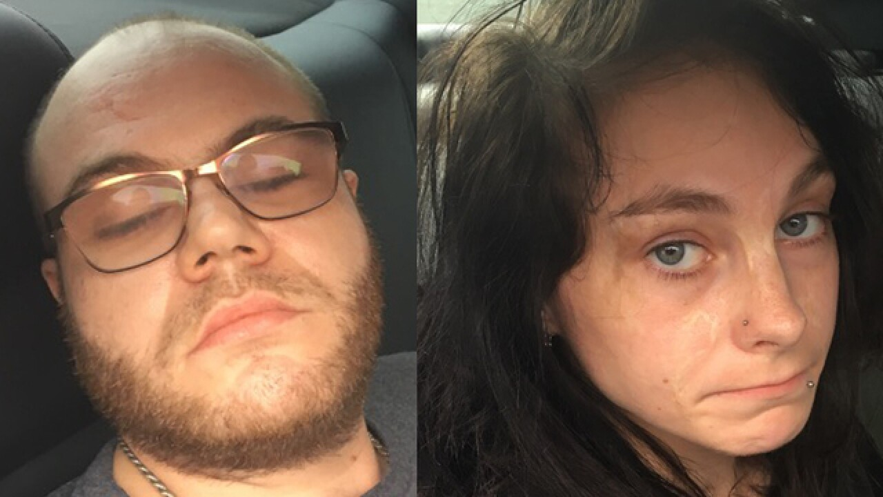 Michigan couple captured in murder of 4-year-old girl