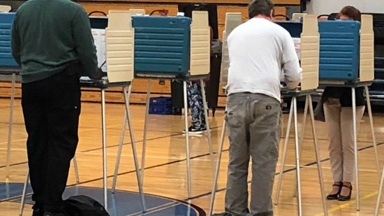 Only 1 voting location affected by power outages