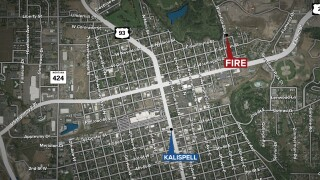 Two Dead From House Fire in Kalispell