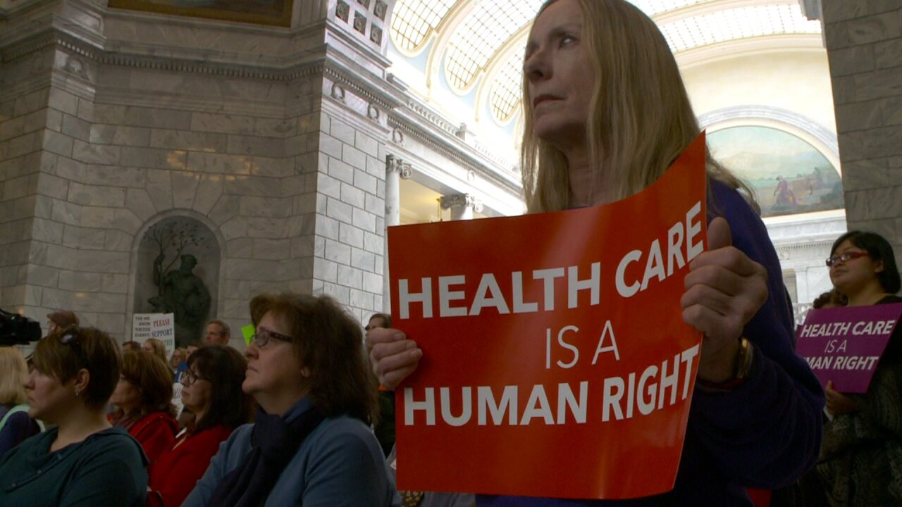 U.S. Supreme Court's Obamacare decision will have a big impact on Healthy Utah negotiations