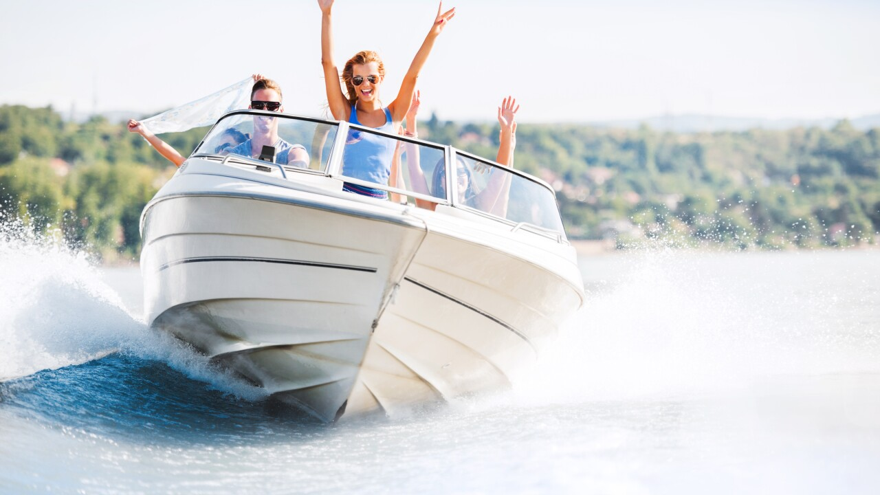 Want to get on a boat before summer's end? There's an app for that