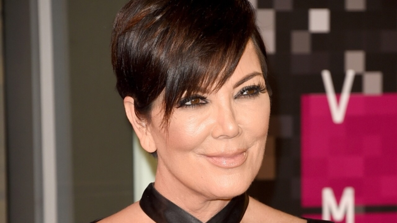 Kris Jenner injured in car accident