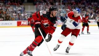 Anthony_Mantha_Canada v Czech Republic: Semi Final - 2019 IIHF Ice Hockey World Championship Slovakia