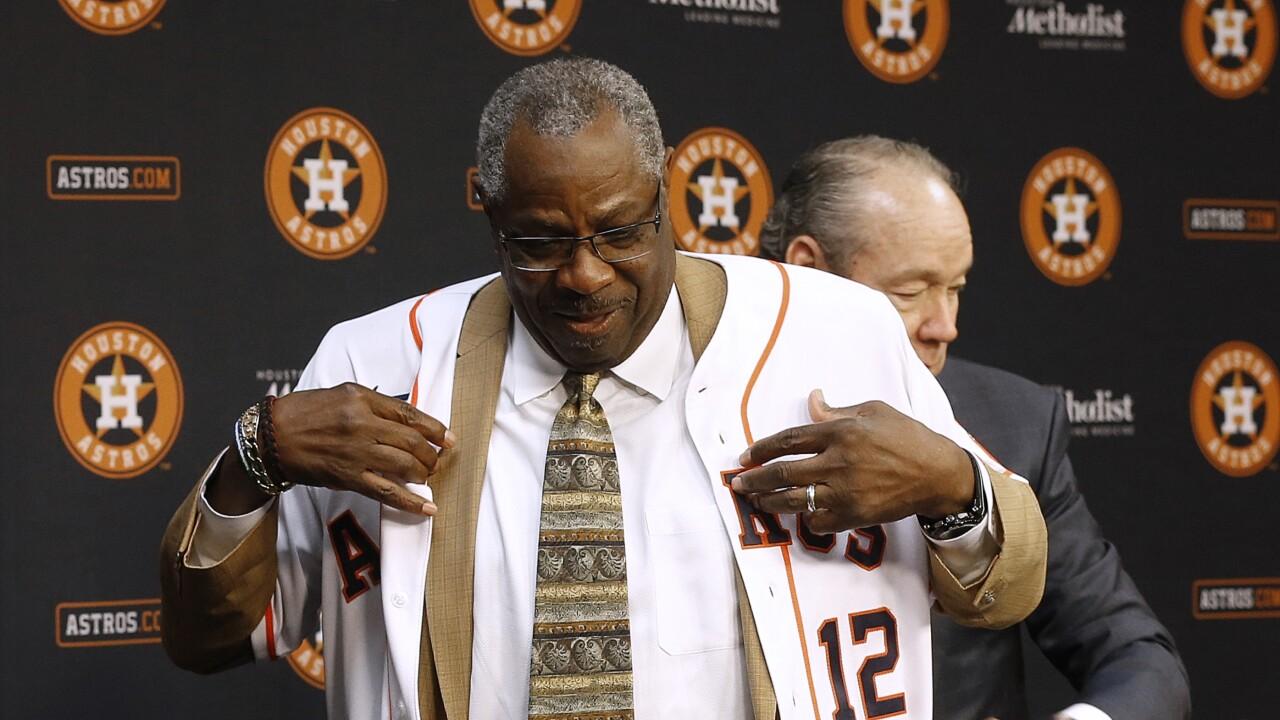 Houston Astros Introduce Dusty Baker